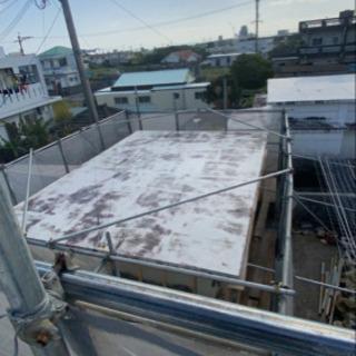 ☆梅雨明けの防水工事☆
