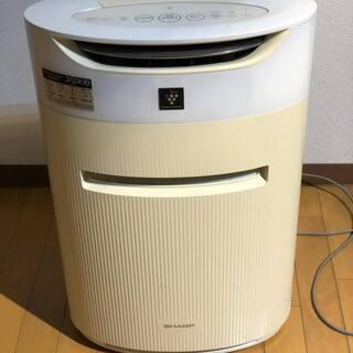 シャープ加湿空気清浄機 KI-BX50