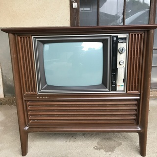 【ネット決済】パナソニック レトロテレビ TH-7700 20形