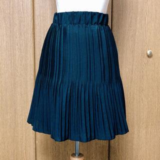 プリーツミニスカート #134