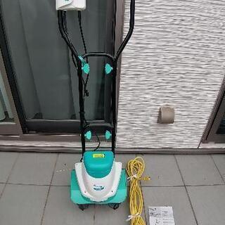 (取引中)電動 耕運機 2回のみ使用の美品の画像