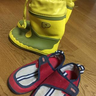 子供用靴 18〜19cm