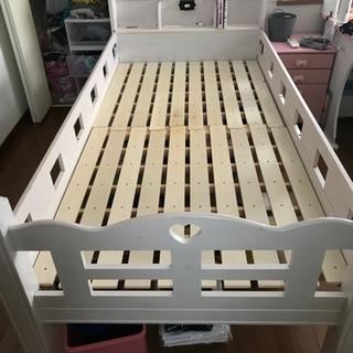 シングルベッド 25km以内3000円で配送可能
