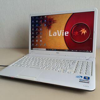 ☆SSD搭載で快適☆ NEC LaVie i5 Wi-Fi  マ...