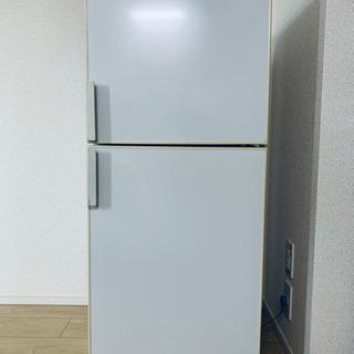 【ネット決済・配送可】無印良品 ノンフロン電気冷蔵庫 AMJ-1...
