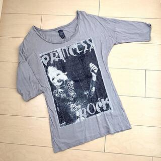 五分袖 Tシャツ