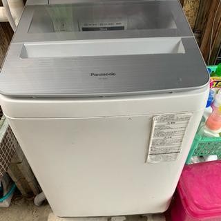 21日午前まで!最終値下げ!Panasonic 洗濯機 8キロ