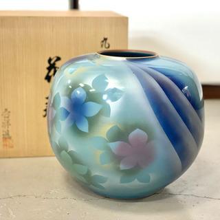九谷焼 花瓶、壺