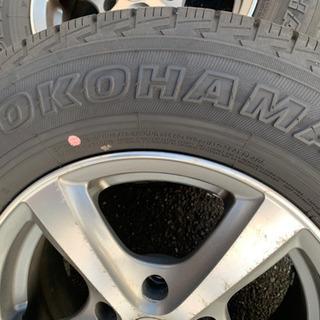【ネット決済】ヨコハマタイヤ 215/70R15 98H