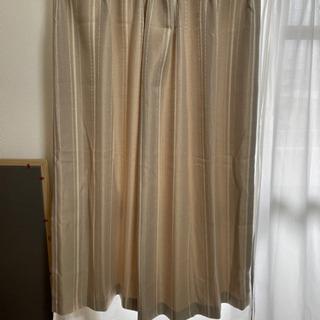 遮光カーテン(レースカーテン込み)