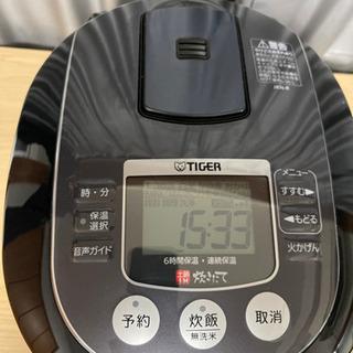 【ネット決済】【タイガー炊飯器】2016年製 JKN-R100 ...