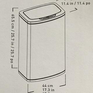 【ネット決済】アメリカ 輸入 TRASH CAN