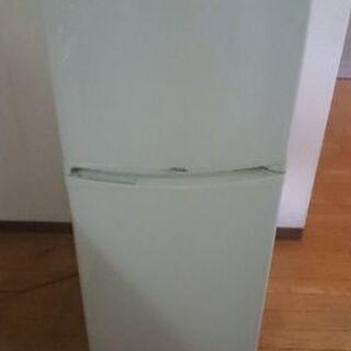 あげます。冷蔵庫 日立1997年製 R-12A6。容量120㍑
