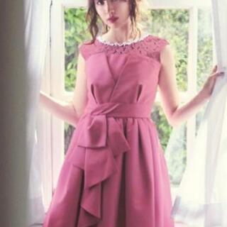 ワンピース ミディアムドレス リランドチュール Mサイズ