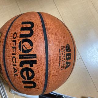 【ネット決済】バスケットボール 7号 空気入れ 美品