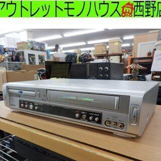 ビデオデッキ DVDプレーヤー サンヨー 2008年製 VZ-D...