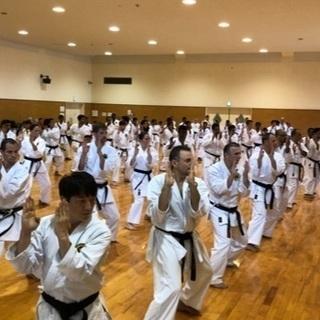 沖縄伝統空手 会員募集