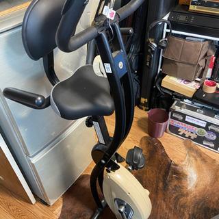 アルインコ 折り畳み可能フィットネスバイク エアロバイク