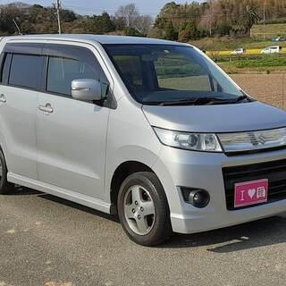 🔴かっこいい、人気車,🔴 コミコミ22万4千円 スズキワゴンRス...