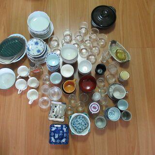¥100 引取限定 湯呑 茶碗 小皿 その他色々