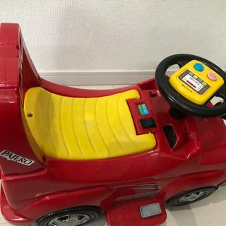 電動乗用車玩具 三菱パジェロミニ
