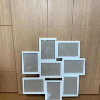 IKEA イケア ヴェクスボー 写真 フレーム