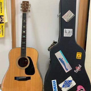 取引中    アコースティックギター‼️フォークを始めてみたい方...
