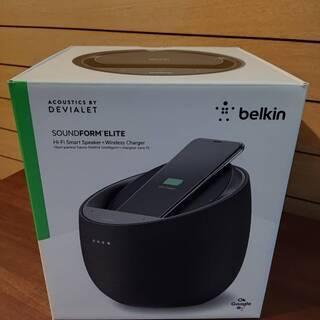ほぼ新品です BELKIN (DEVIALET) SOUNDFO...