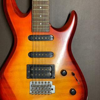 エレキギター‼️暗中模索  赤①