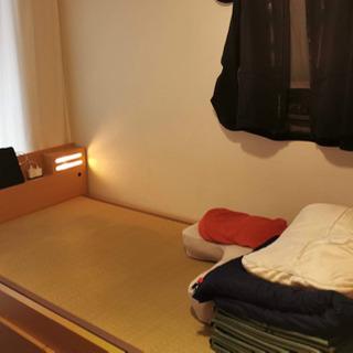 【受付停止中】畳ベッド シングル 宮付(コンセント2口、2灯) ...