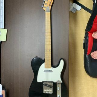 エレキギター‼️  暗中模索 黒②