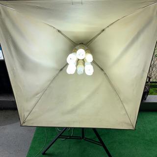 RIFA-F 撮影用ライト機材 蛍光灯専用65×65