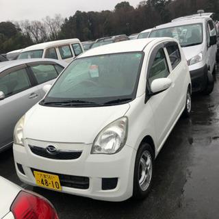 軽自動車Mira7万キロ