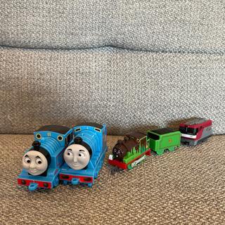 トーマスのおもちゃ