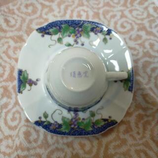 高級陶器コーヒカップ 4個セット - 港区