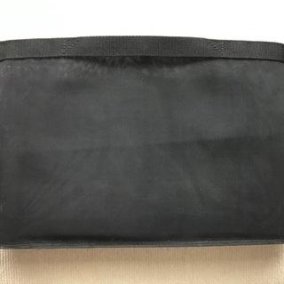 無印良品 メッシュ バッグインバッグA4サイズ 黒