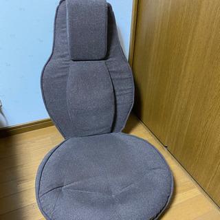 【ネット決済】スリム座椅子 ピラトレ
