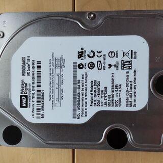 SATA HDD 500ギガ