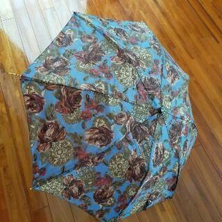 花柄  傘