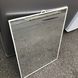 鏡 ミラー 壁掛け 在庫11 ホワイト