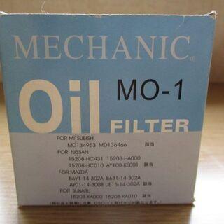 MECHANIC オイルフィルター MO-1  新品未開封品