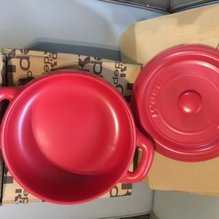 耐熱陶器製土鍋