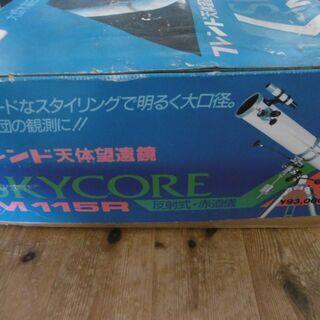 ケンコー製 フレンド天体望遠鏡 赤道儀 SKYCORE  M11...