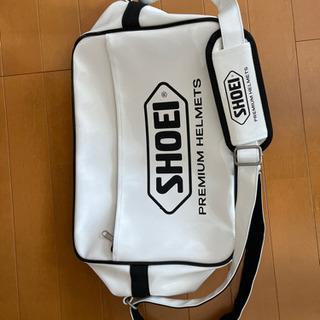 【ネット決済】SHOEI 非売品 エナメルバッグ