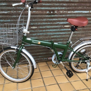 折りたたみ自転車 美車 倉庫整理6月19日 20日限定価格