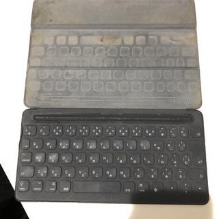 iPad pro 10.5 スマートキーボード ジャンクですが使えます