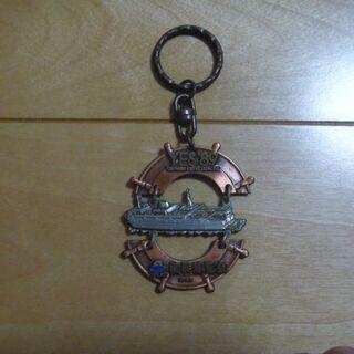 キーホルダー '89横浜博覧会 船