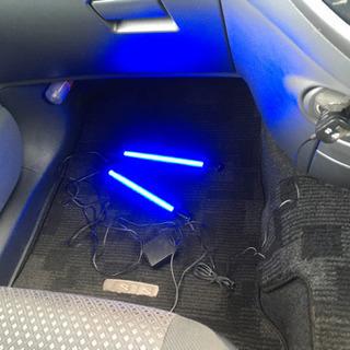 車の車内ランプ
