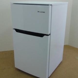 ■2020年製■Hisense (ハイセンス) 93L直冷式冷凍...