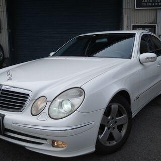 【ネット決済】MercedesBenz!E350!本革シート!サ...
